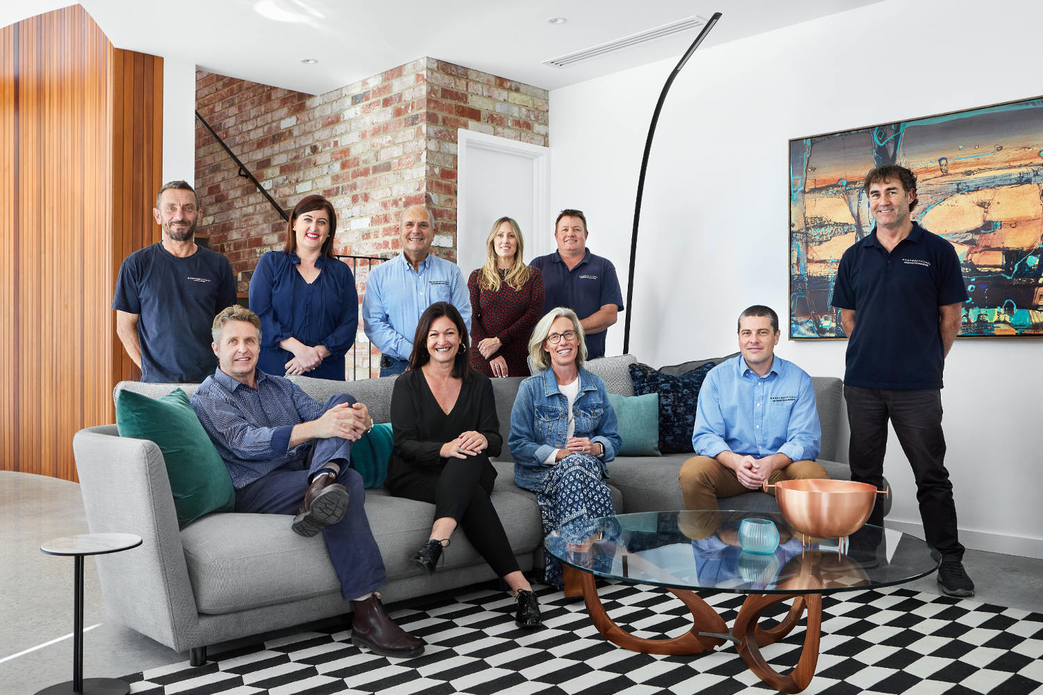 Humphrey Homes architect builder team in Cottesloe