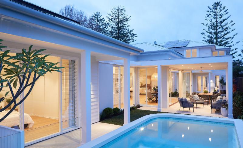 Humphrey Homes Cottesloe architect residence