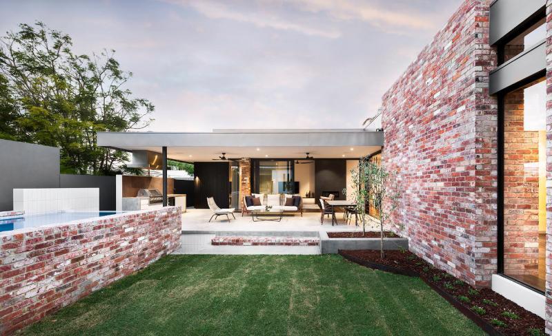Humphrey Homes Mosman Park architect residence