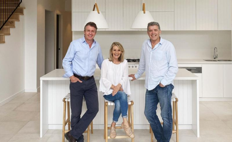 Humphrey Homes client testimonial Swanbourne residence