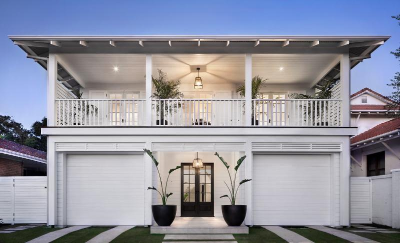 Humphrey Homes Mosman Park architect residence