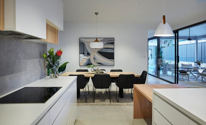 Humphrey Homes Swanbourne architect residence
