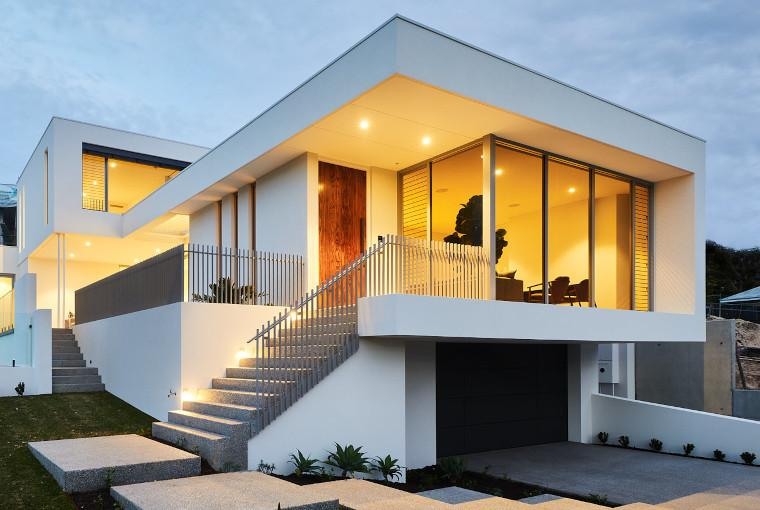 Humphrey Homes virtual tour City Beach architect residence