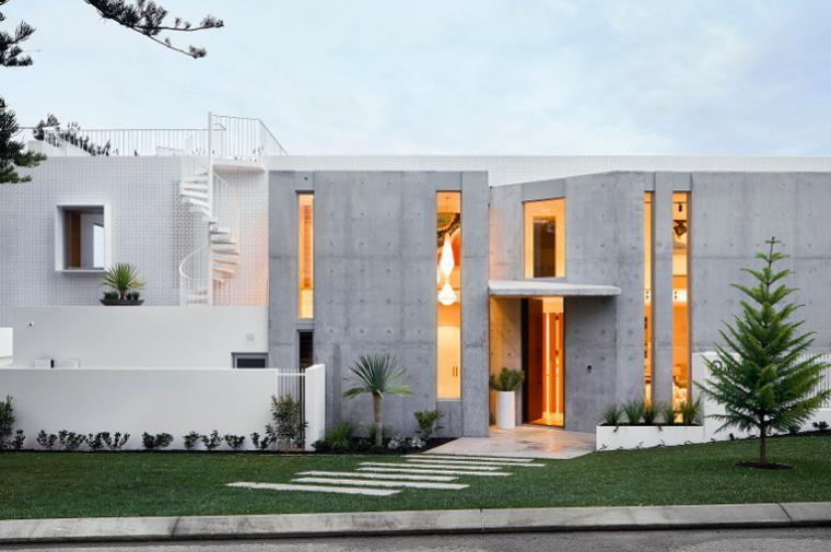 Humphrey Homes Swanbourne architect home