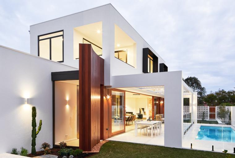Humphrey Homes virtual tour Cottesloe architect residence