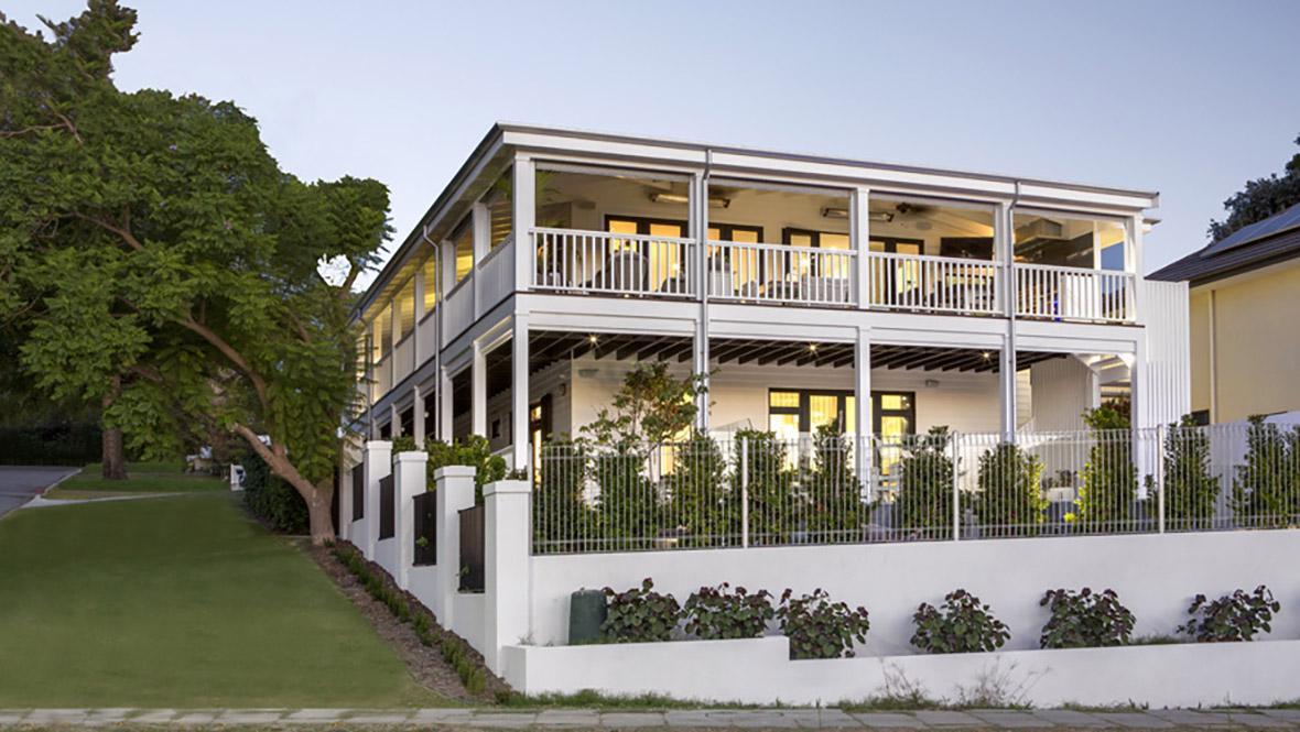 Dean Humphey Homes Cottesloe builder architect
