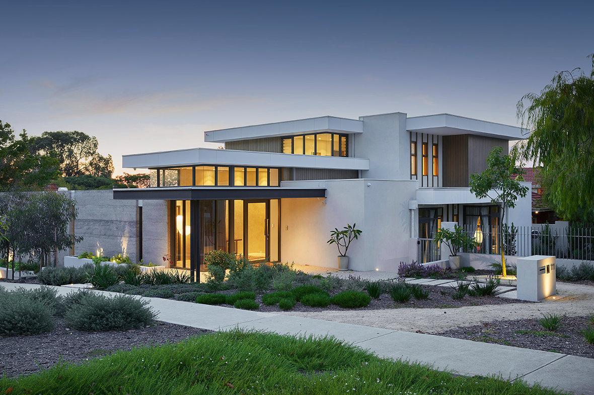 Humphrey Homes Cottesloe Architect Simplicity Blog