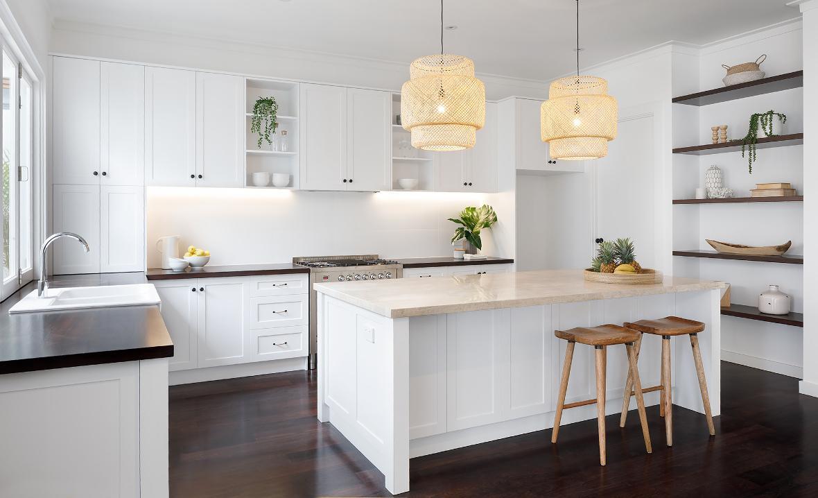 Humphrey Homes Mosman Park galley kitchen