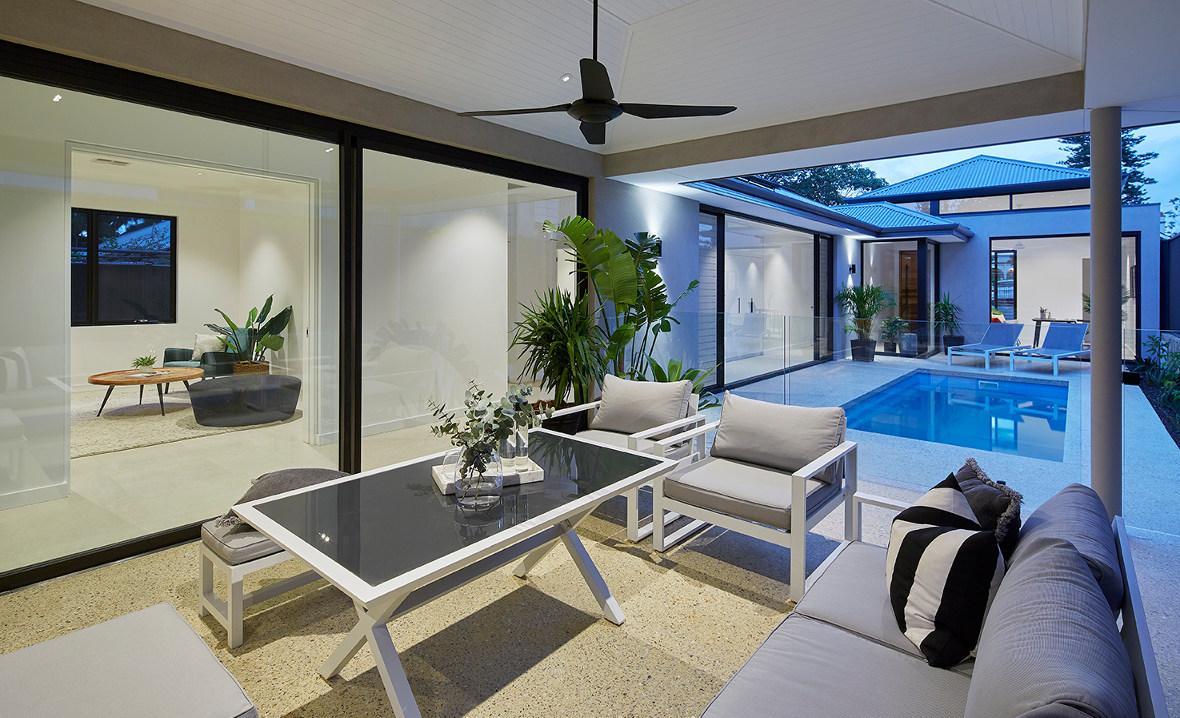 Humphrey Homes Swanbourne architect residence