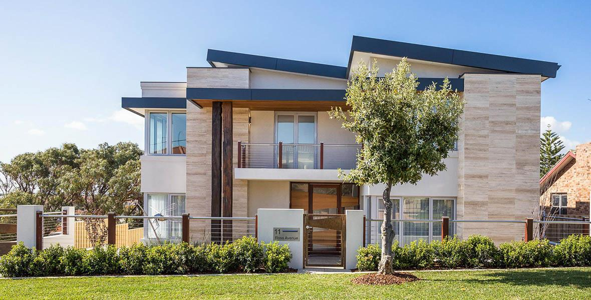 Dean Humphrey Homes Ross Avenue Sorrento builder Cottesloe builder architect