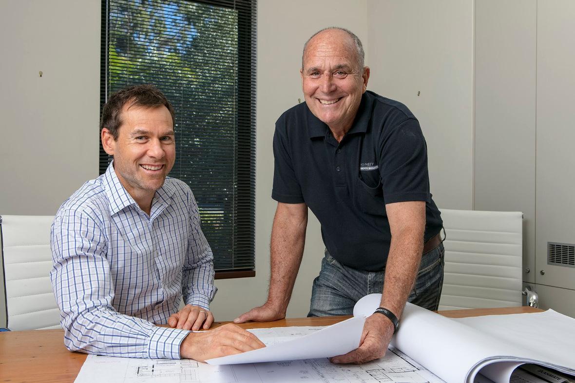 Humphrey Homes architect draftsman supervisor